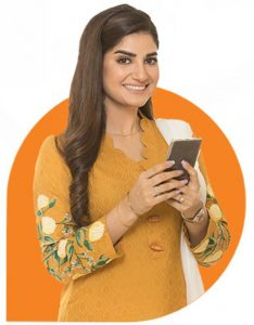 Ufone prepaid WhatsApp Packages